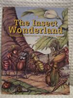 The Insect Wonderland Sybil Kent Kane Softcover Signed