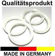 4x Zentrierringe 60,1 auf 56,6 z.B. für Opel GM Chervolet Daewoo AEZ 601566 Ring