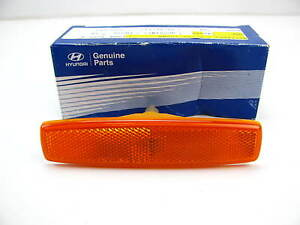 NEW OEM For 03-06 Hyundai Accent  Side Marker Light 9230125600  - LEFT (Drivers)