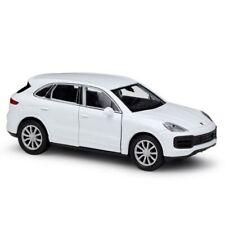 WELLY 1/36 Porsche Cayenne Turbo Car Model Alloy Diecast Display White