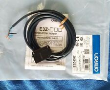 E3Z-D82 Omron Photoelectric Switch Sensor 8-50CM Distance, 12-24V DC