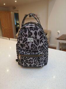 Herschel leopard print Classic Backpack