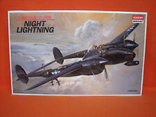 Academy Minicraft ® 2145 Lockheed P-38M Night Lightning 1:48