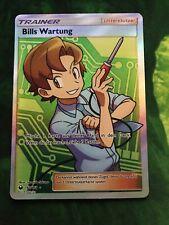 Pokémon Bills Maintenance 162//168 Tempête le firmament-FULL ART HOLO-Allemand