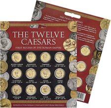 REPRODUCTION Roman coin, Twelve Caesars Aureus Coin Pack [TCGCP]