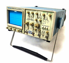 TEKTRONIX 2465 300MHz OSCILLOSCOPE 500 PS, 500 MHz TESTED AND WORKING!