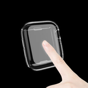 40/44mm TPU Full Case Cover iWatch Protector for Apple Watch SE 6 5 4-1 38/42mm