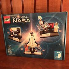 New LEGO Women of Nasa 21312 Building Kit 231 pcs Ideas #019 SEALED 2017 Space