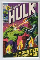 Incredible Hulk Issue #144 Marvel Comics (Oct. 1971) VF+