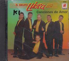 El Grupo Libra Canciones De Amor CD Nuevo Sealed