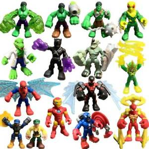 Playskool Marvel Super Hero Adventures Super Jungle Squad Action Figure Toy Gift