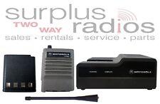 MOTOROLA HT600 6CH 4W UHF 438-470MHZ RADIO H44SVU7160CN