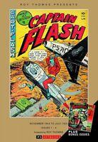 Captain Flash Golden Age Sterling Comics HC by Mike Sekowsky PS ArtBooks 2014