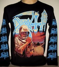 Death Leprosy Long Sleeve T-Shirt Size S M L XL 2XL 3XL Extreme Metal Band New!