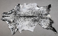 GOAT Western taxidermy Hide Rug Natural Pattern Fur Goat Hide Rode SA-4969