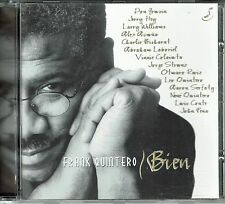 Frank Quintero Bien (Contiene  un  Digipak de Regalo)   BRAND  NEW SEALED  CD
