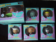 Dorbz: The Jetsons 'Complete Family' (5 figures & 1 Spaceship ride) by Funko