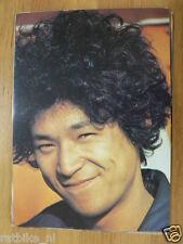TAKAZUMI KATAYAMA POSTER CC 1978 ROADRACE,PILOTE CONTINENTAL CIRCUS MOTO GP