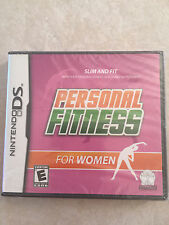 Personal Fitness for Women (Nintendo DS, 2010) DS NEW