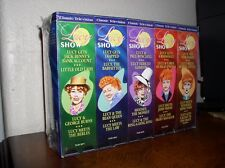 The Lucy Show - 10-Pack - 20 Episodes (VHS, 1998,NEW)