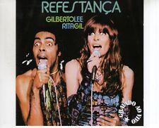 CD GILBERTO GIL& LEE RITArefestancaBRAZIL EX (B3583)