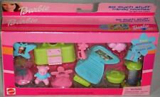 Barbie: Trendy Touches, Laptop, Stereo Boom box, Cell, Piggy Bank  -New in Box