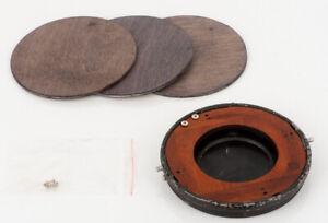 LUC US 7 Shutter for brass petzval lens
