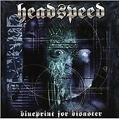 Headspeed - Blueprint for Disaster New CD 2005 CSK043
