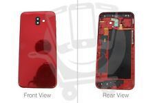 Official Samsung Galaxy J6+ J610 Red Battery Cover - GH82-17868B