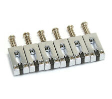 PG-8220-0C Graph Tech String Saver Classics PRS Style Guitar Saddles Chrome