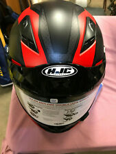 HJC CS-R3 Treague Snowmobile Helmet Red XXL 2XL Extra Extra Large Full Face