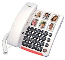 ORICOM CARE80 CARE 80 AMPLIFIED CORDED PHONE WITH PICTURE DIALIING SPECIAL NEEDS