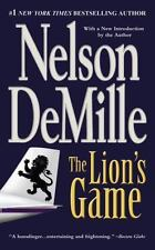 The Lion's Game by Nelson DeMille (2000, Paperback, Reprint)