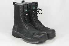 "Dakota 8"" Quad Ballistic STCP Men's Black Work Boots, UK 9.5 / EU 44 / 11451"