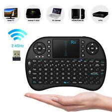 Rii I8 Mini 2.4Ghz Wireless Touchpad Keyboard