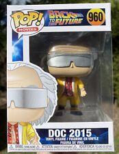 Back to the Future - Doc (2015) #960 Funko Pop Vinyl New in box