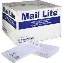 Mail Lite 100 X Size E2 220mm x 260mm Bubble Lined Envelopes White