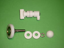Shower Door Rollers, Wheels, Runners Hook set SR22
