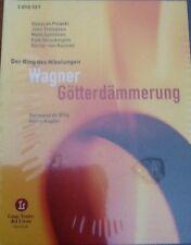 Wagner DER RING DES NIBELUNGEN. NEW. Gotterdammerung, Siegfried, Die Walkure