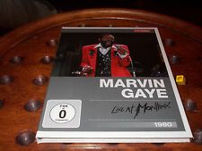 Marvin Gaye Live at Montreux 1980  Dvd ..... Nuovo