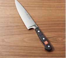 NEW Wusthof Classic 6-Inch Cooks Knife 4582 / 16 CM