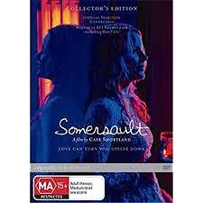SOMERSAULT (DVD) REGION-4, LIKE NEW, FREE SHIPPING