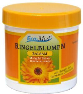 3 x 250ml Ringelblumen Balsam Salbe Creme Hautpflege Handcreme (17.32€ /1L) NEU