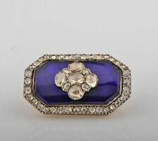 Diamond Brooch/Pin Vintage Fine Jewellery (Pre-1837)