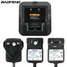 Baofeng Desktop Charger for UV-5R UV-5RA UV-5RB series Walkie Talkie replacement