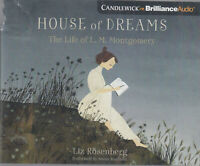 Liz Rosenberg House Of Dreams Life Of L M Montgomery 7CD Audio Book Biography