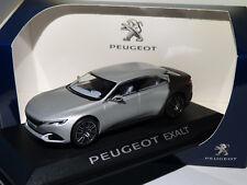 Peugeot Concept Car Exalt gris Norev 1 43