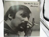 Mike Longo ‎– Talk With The Spirits LP 1976 Pablo Records jazz Demo VG++ c VG+