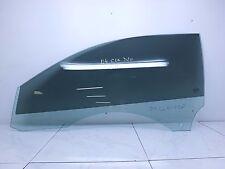 2004 MERCEDES-BENZ CLK 320 OEM FRONT LEFT DRIVER SIDE DOOR GLASS WINDOW