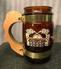 Vintage 1970s Indy 500 Mug -Indianapolis Motor Speedway Memorabilia- Siesta Ware